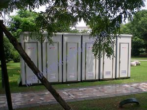 合肥五聯體移動廁所