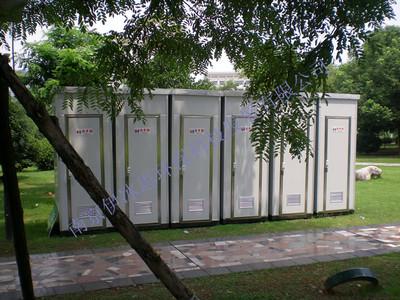 合肥五联体移动厕所